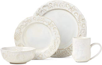 Crafted By Wainwright Lenox-Wainwright Boho Beach 4-Piece Place Setting