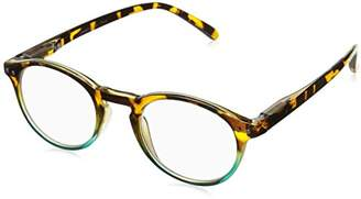 Peepers Unisex-Adult Book Club 934150 Round Reading Glasses