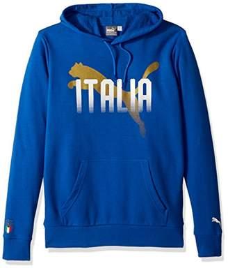 Puma Men's FIGC Italia Fanwear Hoodie