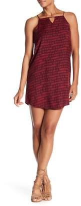 RVCA Payback Keyhole Slip Dress