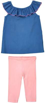 La Redoute COLLECTIONS Leggings and Tunic Set, 3-12 Years