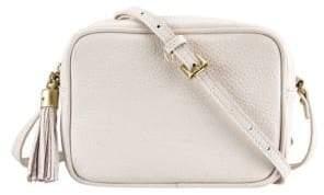 GiGi New York Pebbled Leather Madison Crossbody Bag