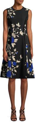 Jason Wu Silk A-Line Dress