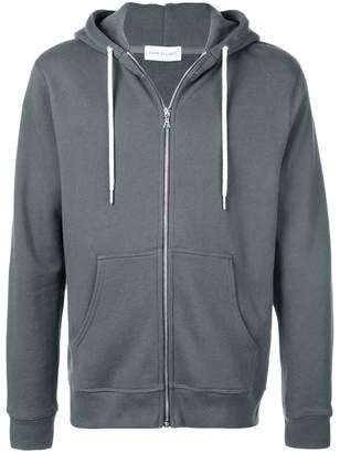 John Elliott hooded zipped cardigan