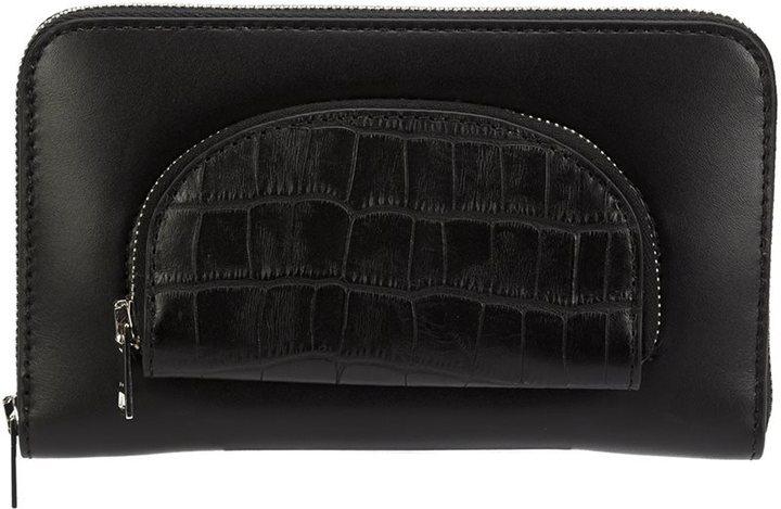 Alexander WangAlexander Wang double zipped wallet