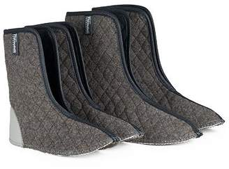 "The Felt Store Boot Liners 636 with 80% wool, ThinsulateTM & CambrelleTM, 10"" Height"