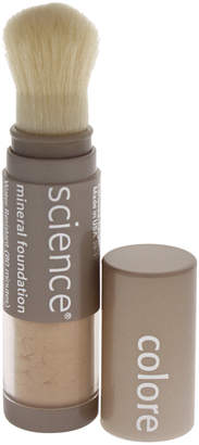 Colorescience 0.21Oz Light Ivory Loose Mineral Foundation Brush Spf 20