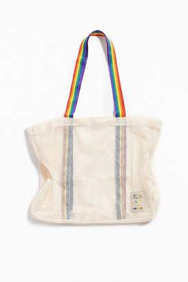 Urban Outfitters Community Cares + GLSEN Pride 2018 Rainbow Tote Bag