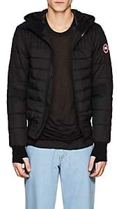 Canada Goose Men's Cabri Down-Quilted Hooded Jacket - Black