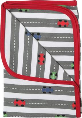 BabyCentre SOOKIbaby Fast Cars Boys Bunny Rug (One, Size Fits All)