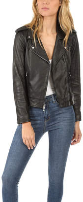 L'Agence Perfecto Leather Jacket
