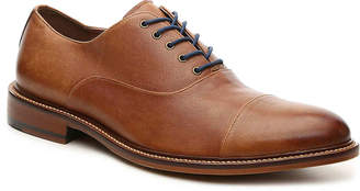 Aston Grey Bandino Cap Toe Oxford - Men's