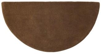 L.L. Bean L.L.Bean Wool Hearth Rug, Crescent