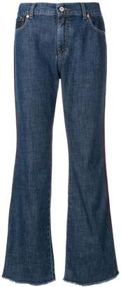 Paul Smith cropped denim jeans