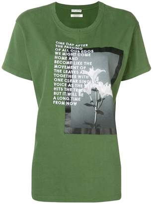 Each X Other Mixed media Poem T-shirt