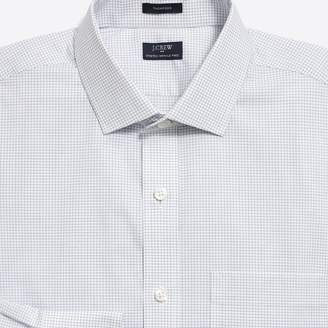 J.Crew Factory Thompson slim-fit flex wrinkle-free dress shirt