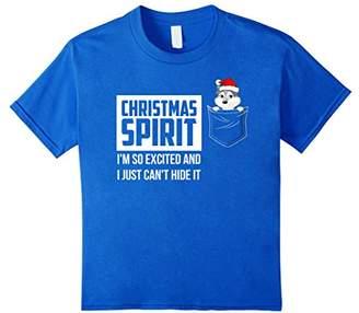 Funny Christmas Husky T Shirt