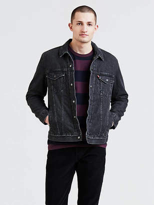 Levi's Lined Trucker Jacket