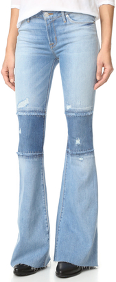 Hudson Custom Mia 5 Pocket Jeans $245 thestylecure.com