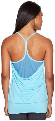Champion - Mesh Strappy Tank Top Women's Sleeveless $35 thestylecure.com