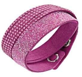 Swarovski Slake Double Wrap Bracelet