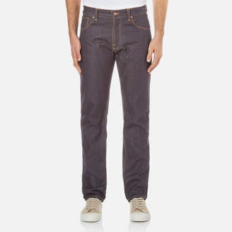 Nudie Jeans Men's Steady Eddie Regular/Straight Leg Jeans