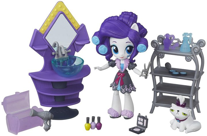 My Little Pony Equestria Girls Mini Friendship Rarity