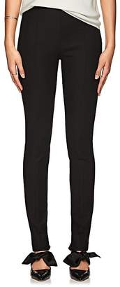 The Row Women's Losso Wool-Blend Skinny Pants