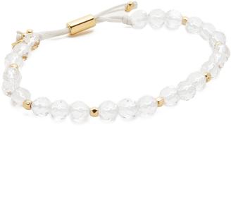 Gorjana Power Gemstone Beaded Bracelet for Clarity $58 thestylecure.com