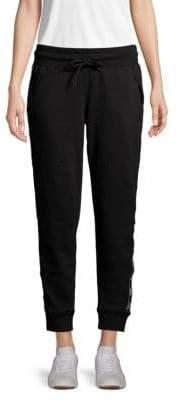48845ef671c Reebok Logo Drawstring Jogger Pants