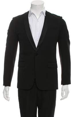 Saint Laurent 2013 Virgin Wool Shawl-Collar Tuxedo Jacket w/ Tags