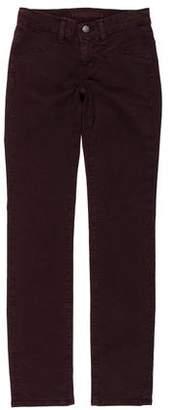 J Brand Low-Rise Skinny Pant