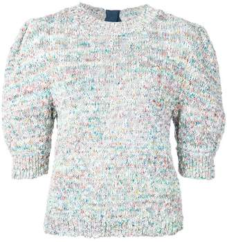 ADAM by Adam Lippes puff sleeved jumper