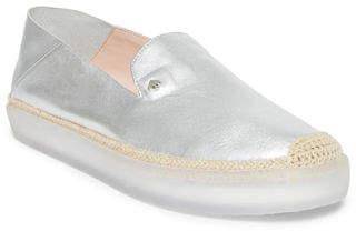 bca459c6cbee Kate Spade Lisa Canvas Sneaker-Style Espadrilles