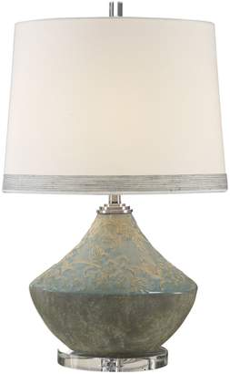 Uttermost Padova Aged Table Lamp