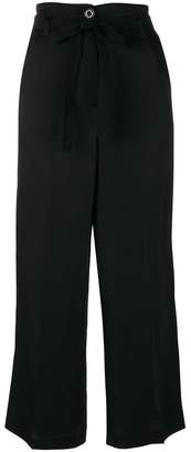 Twin-Set wide leg trousers