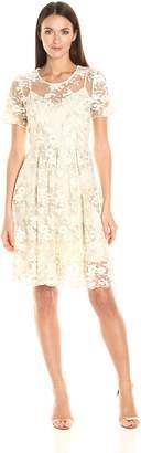 T Tahari Women's Antoinette Dress