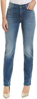 Hudson Jeans Jeans Zooey Can't Stop High-Rise Straight Crop