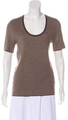 Michael Kors Cashmere Knit Top