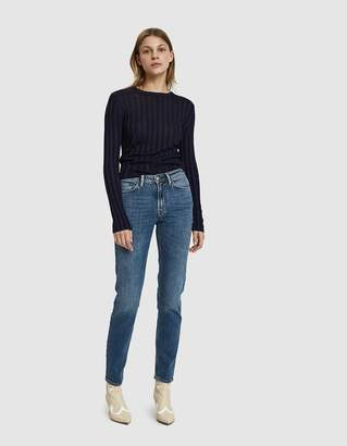 Acne Studios South Mid-Rise Straight Jean