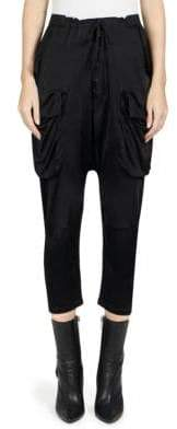 Taverniti So Ben Unravel Project Viscose Cargo Lounge Pants