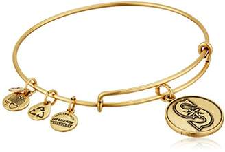 Alex and Ani Seattle Mariners Cap Logo Expandable Bangle Bracelet