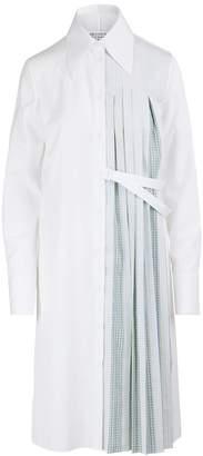 Maison Margiela Asymmetrical shirt dress