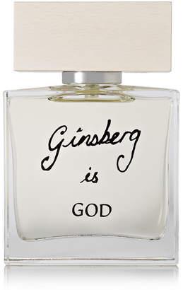 Bella Freud Ginsberg Is God Eau De Parfum - Fresh, Woody & Incense, 50ml