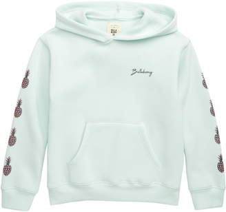 Billabong Yay Pineapples Hooded Sweatshirt
