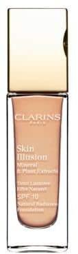 Clarins Skin Illusion Natural Radiance Foundation SPF 10/1.1 Oz.