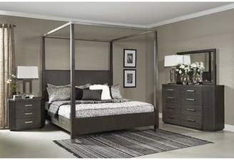 Tribeca Fairfax Home Collections Studio Canopy Bed