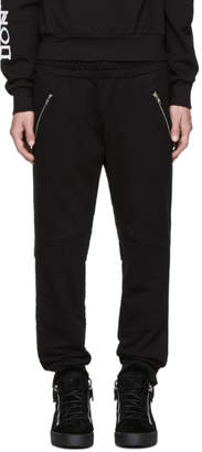 Baja East Black Thriving Lounge Pants