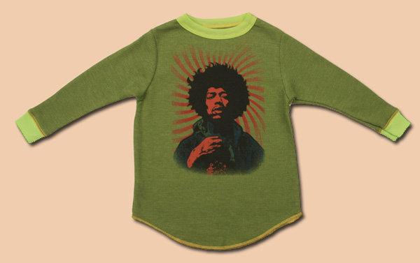 Rowdy Sprout Jimi Hendrix Tee