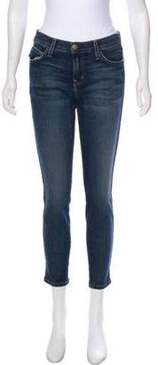 Current/Elliott The Tuxedo Stiletto Mid-Rise Jeans w/ Tags
